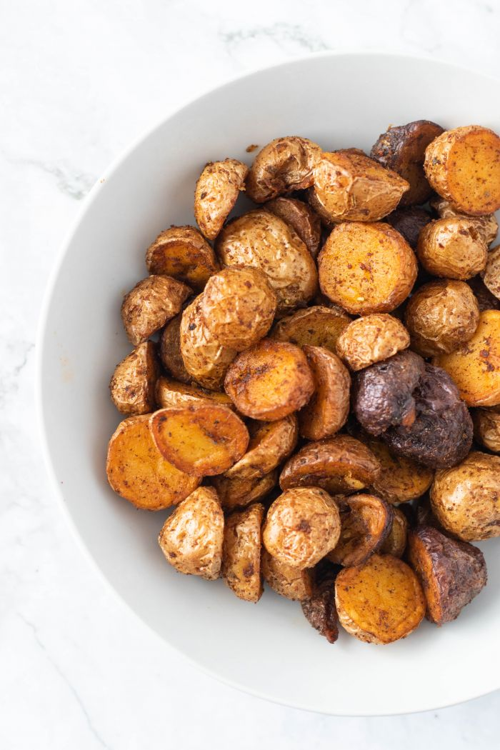 Air Fryer Baby Potatoes (T-Fal Actifry)