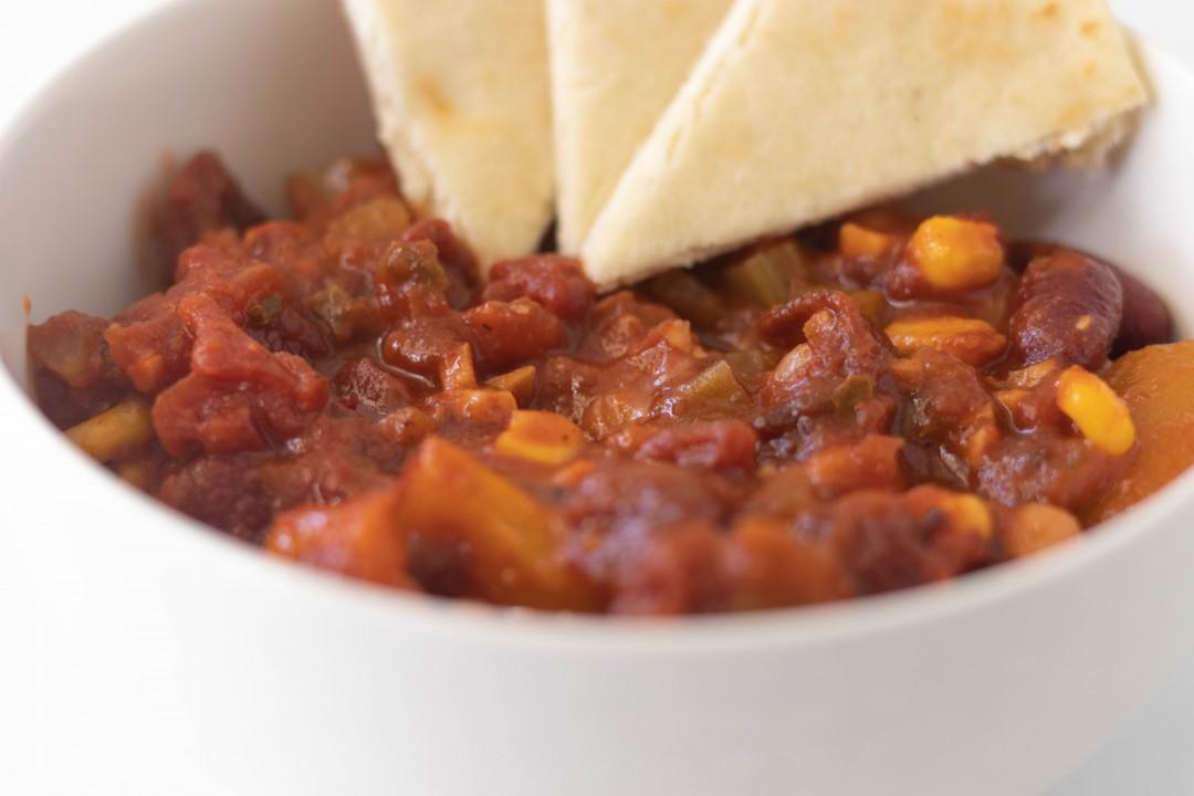 Easy Vegan Instant Pot Chili