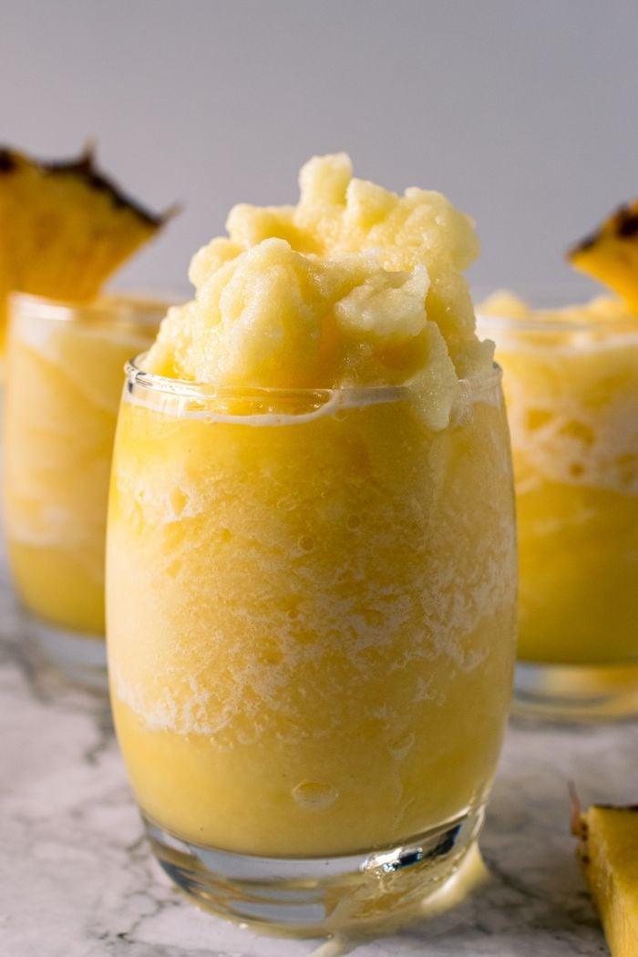Pineapple Slushies