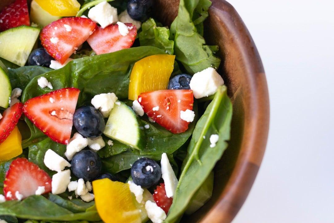Sweet Berry Salad